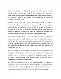 REPORTE DE LIBRO COMPRO LUEGO EXISTO
