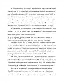 El Poema Caminante No Hay Camino Fue Escrito Por Antonio