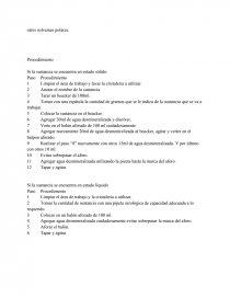 """PRACTICA No. """"3"""" """"Enlace Iónico y Covalente"""" - Apuntes"""