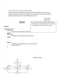 Estructuras De Control Estructuras De Selección If If Else