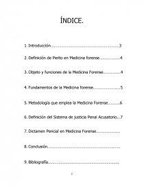 Definicion De Perito En Medicina Forense Resúmenes