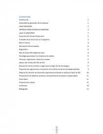 Caso Sanavena Examen Transversal Desarrollo Organizaciona