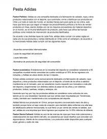 sal oler Comunismo  Pesta adidas - Informes - Mauroxsw