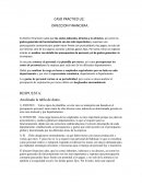 CASO PRACTICO U2: DIRECCION FINANCIERA